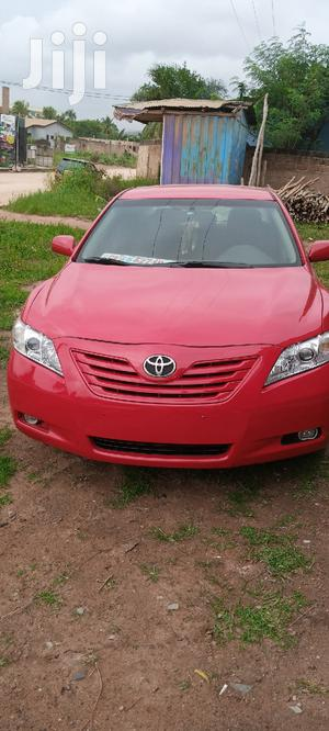 Toyota Camry 2008 2.4 XLi Automatic Red