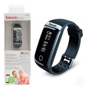 Beurer AS 87 Activity Sensor A Push In The Right Direction For Living