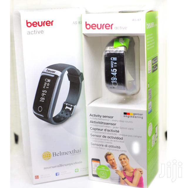Beurer AS 87 Activity Sensor A Push In The Right Direction For Living | Smart Watches & Trackers for sale in Tema Metropolitan, Greater Accra, Ghana