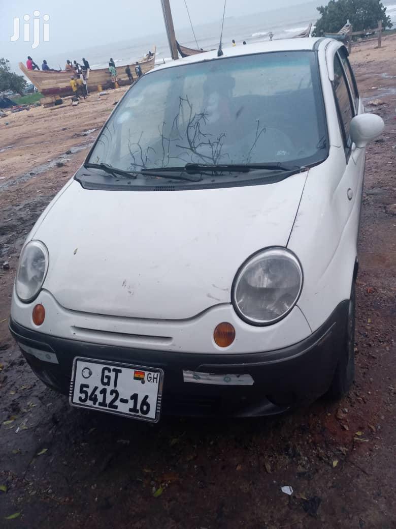 Daewoo Matiz 2005 White