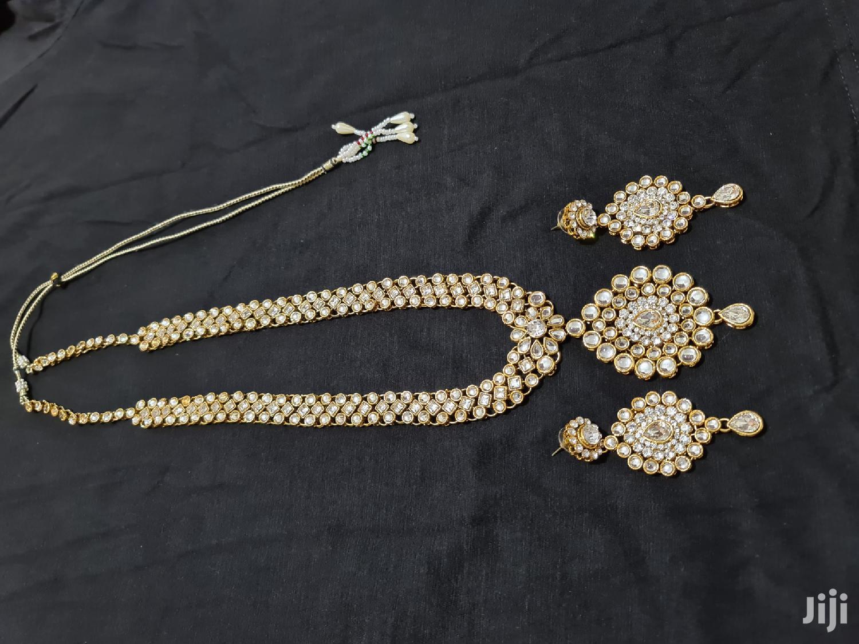 Archive: Beautiful Bride Necklaces Set