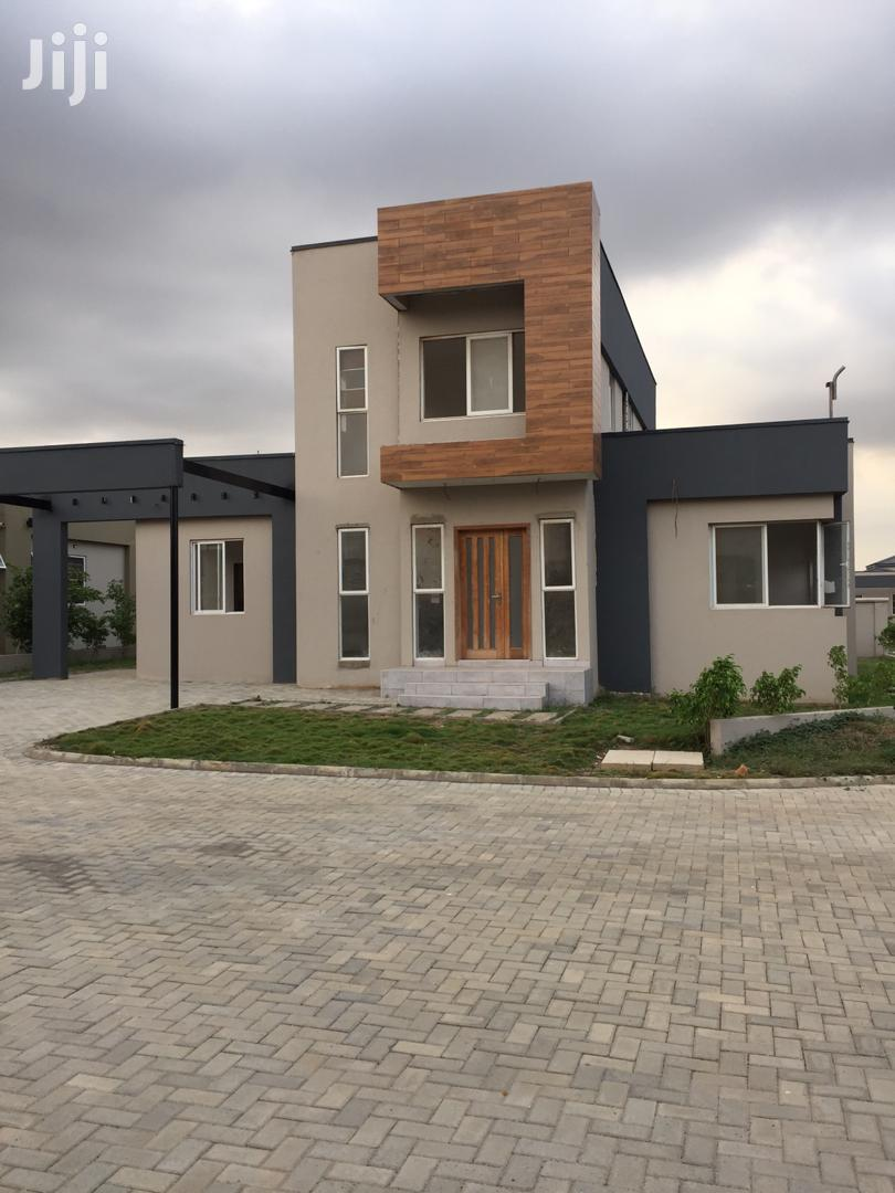 New Ultra Modern 3 Bedroom Townhouse For Sale At East Legon Hills