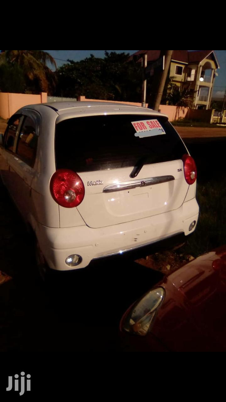 Daewoo Matiz 2009 1.0 SE White | Cars for sale in Dansoman, Greater Accra, Ghana