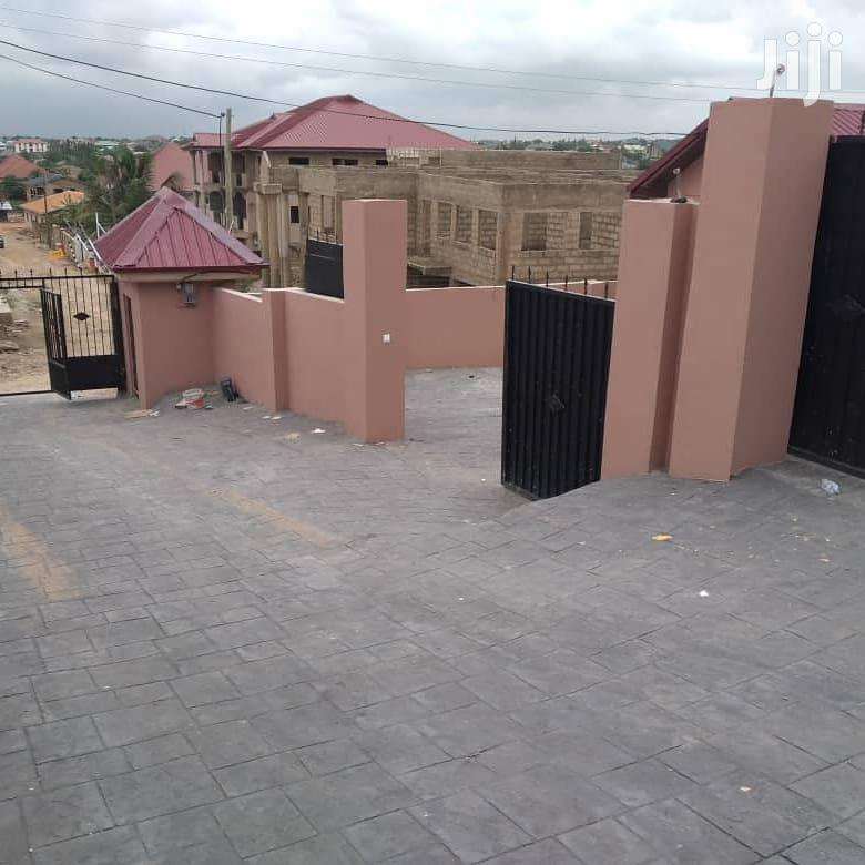 Executive New 3 Bedroom House For Sales At Ashongman Estate