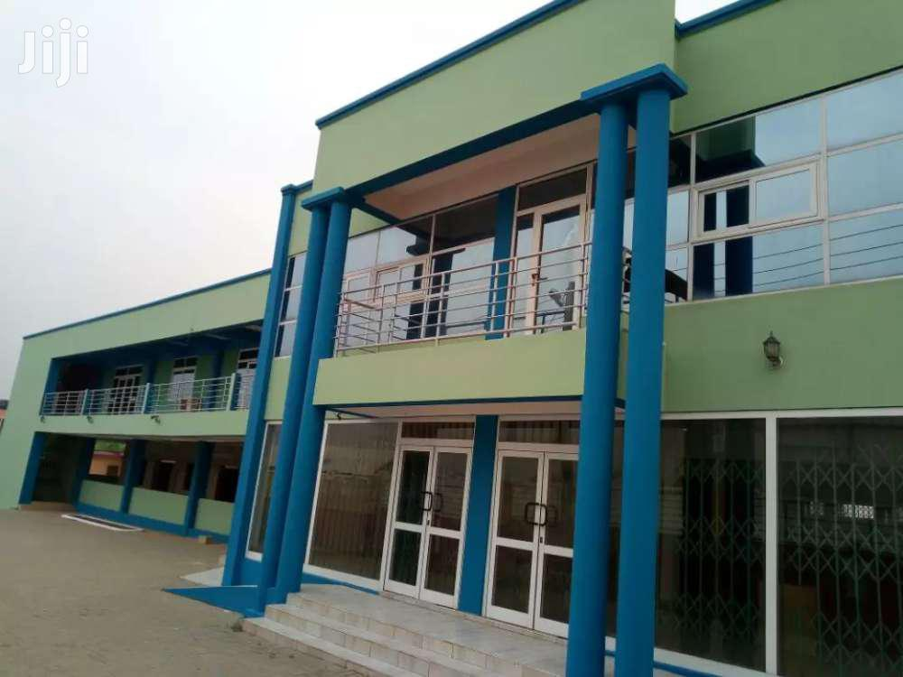 For Long Lease A Large Place In Kasoa