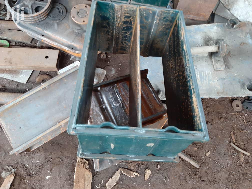 Block Machine Mould | Building Materials for sale in Accra Metropolitan, Greater Accra, Ghana