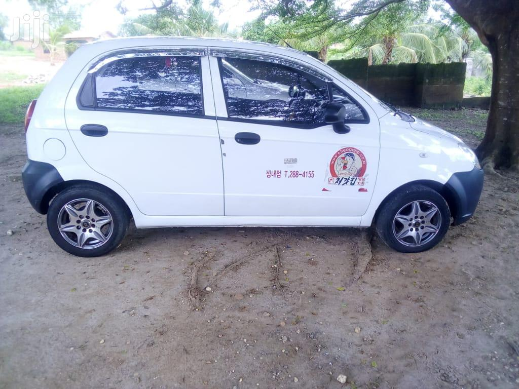 Daewoo Matiz 2009 White | Cars for sale in Achimota, Greater Accra, Ghana