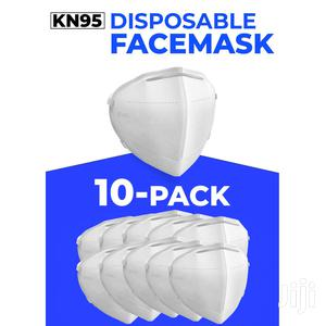 Kn95 Face Mask 10-Pack (5layers)