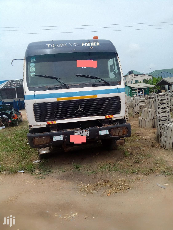 Selling Benz Articulater Truck in Kasoa | Trucks & Trailers for sale in Awutu Senya East Municipal, Central Region, Ghana