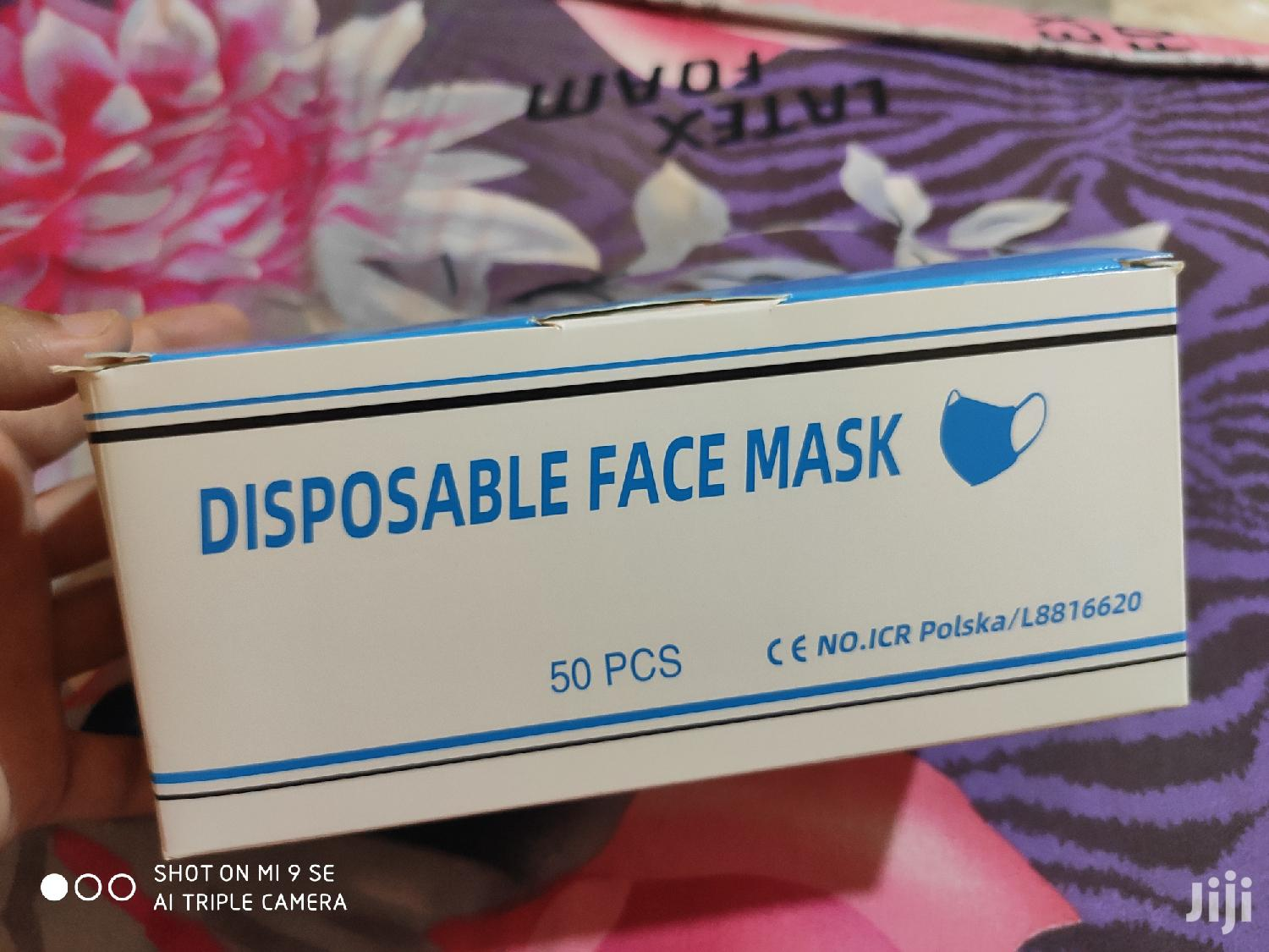Surgical Face Mask | Medical Equipment for sale in Darkuman, Greater Accra, Ghana