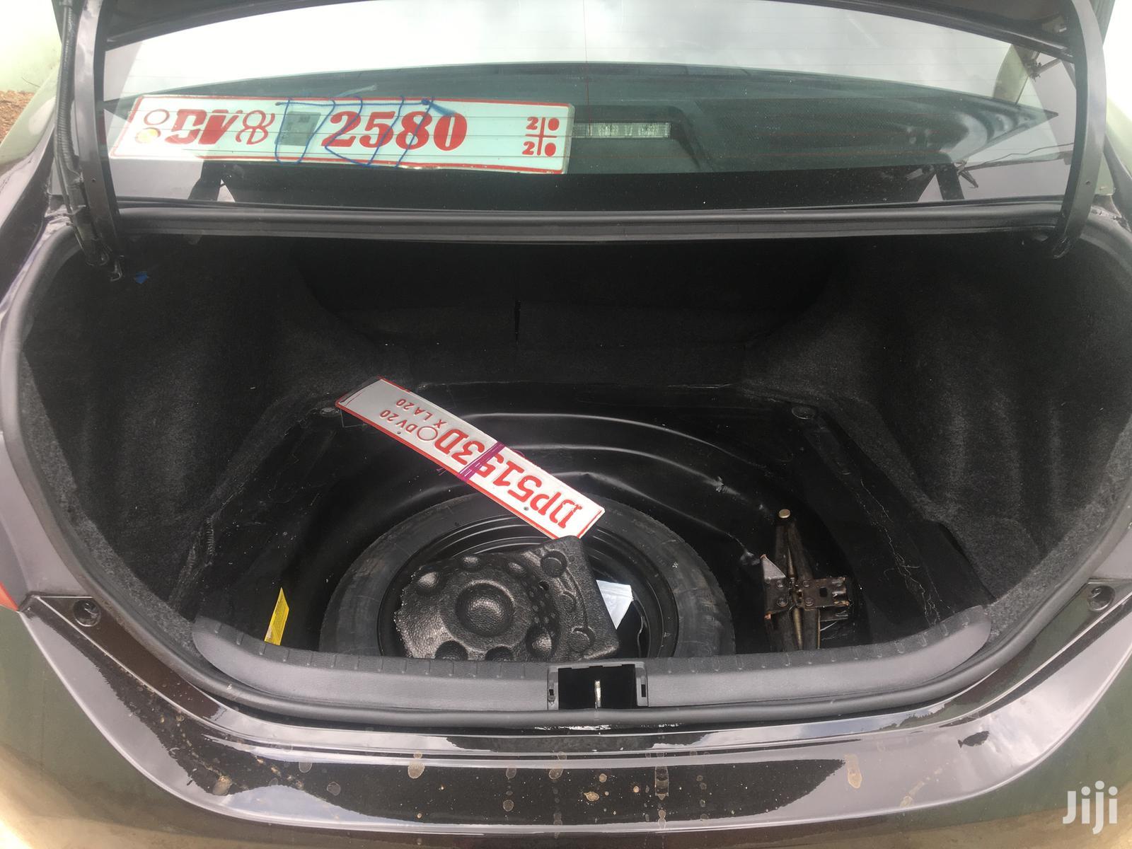 Archive: Toyota Corolla 2014 Black
