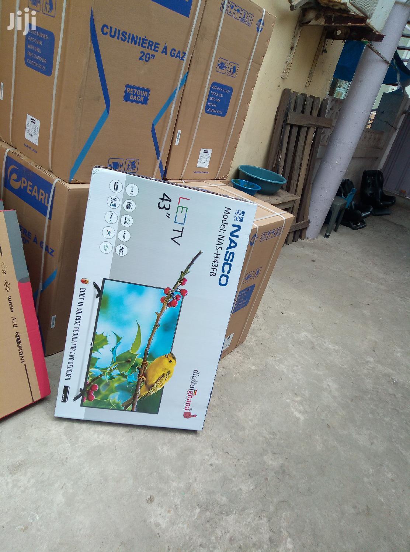 Buy Nasco 43 Digital Satellite TV