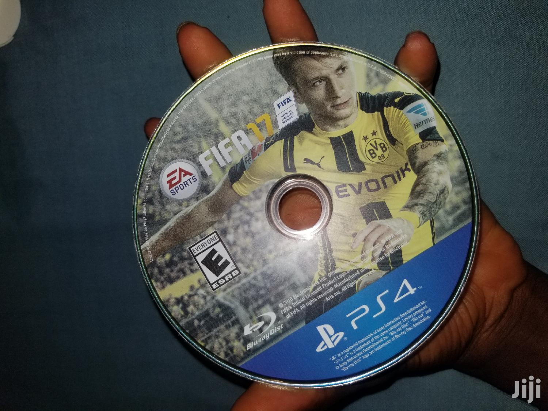 Fifa 17 PS4 CD