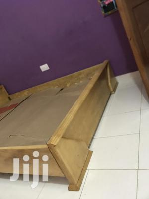 Slightly Used Double Bed Going For A Cool Price