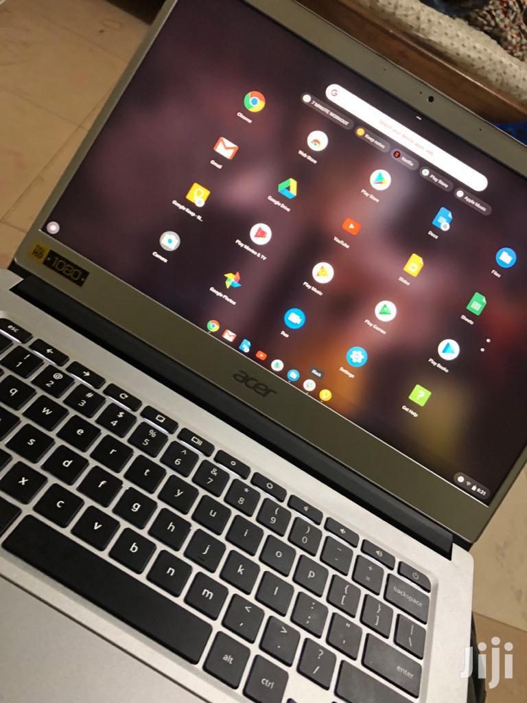 Archive: Laptop Acer Chromebook 15 4GB Intel SSD 32GB