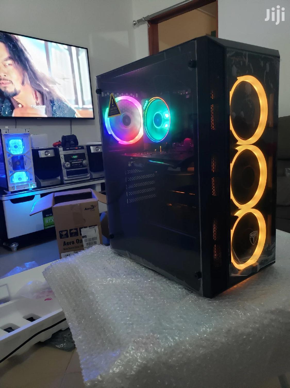 New Desktop Computer 12GB AMD Ryzen HDD 2T