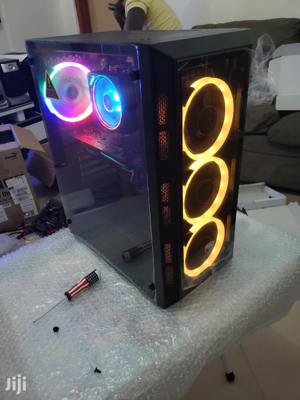 New Desktop Computer 12GB AMD Ryzen HDD 2T | Laptops & Computers for sale in Accra Metropolitan, Greater Accra, Ghana