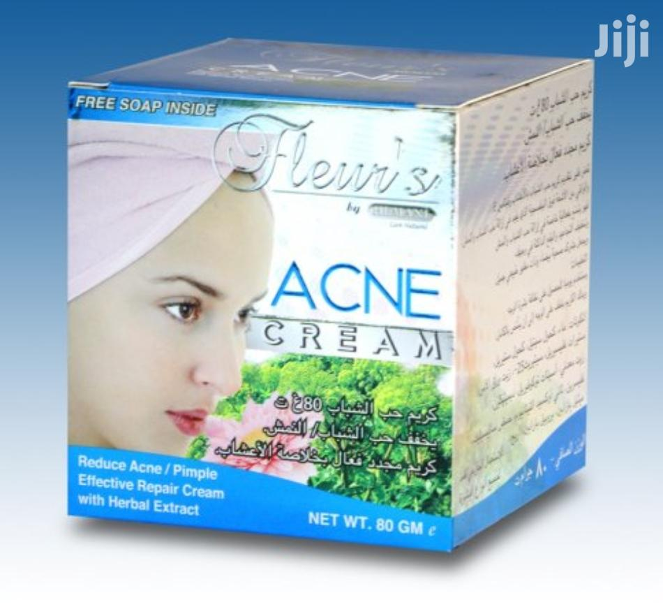 Hemani Fleur's Acne Cream + Soap | Skin Care for sale in North Kaneshie, Greater Accra, Ghana