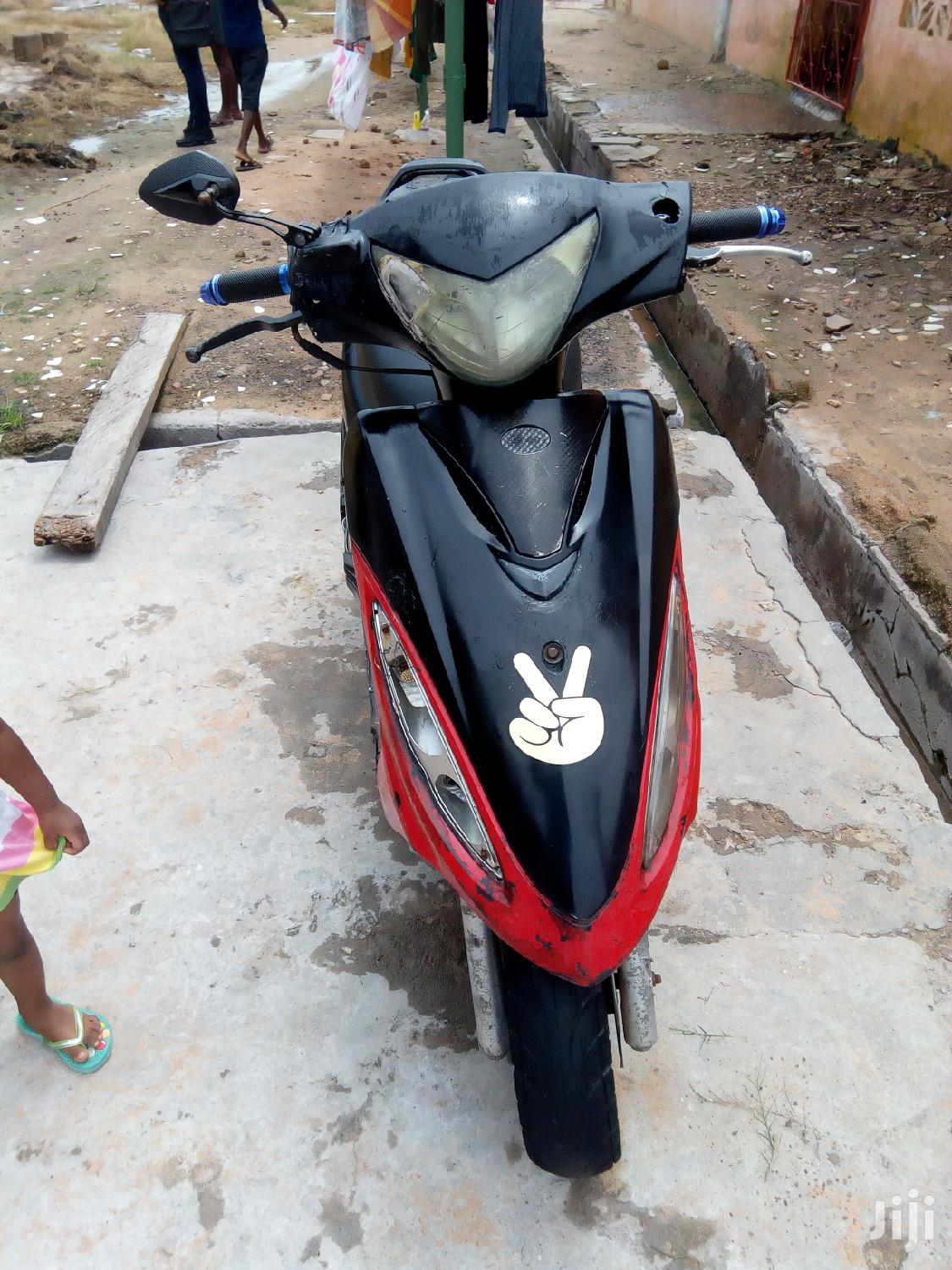 Kymco 2017 Black | Motorcycles & Scooters for sale in Dansoman, Greater Accra, Ghana