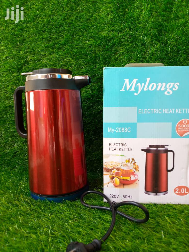 Mylongs Electric Kettle