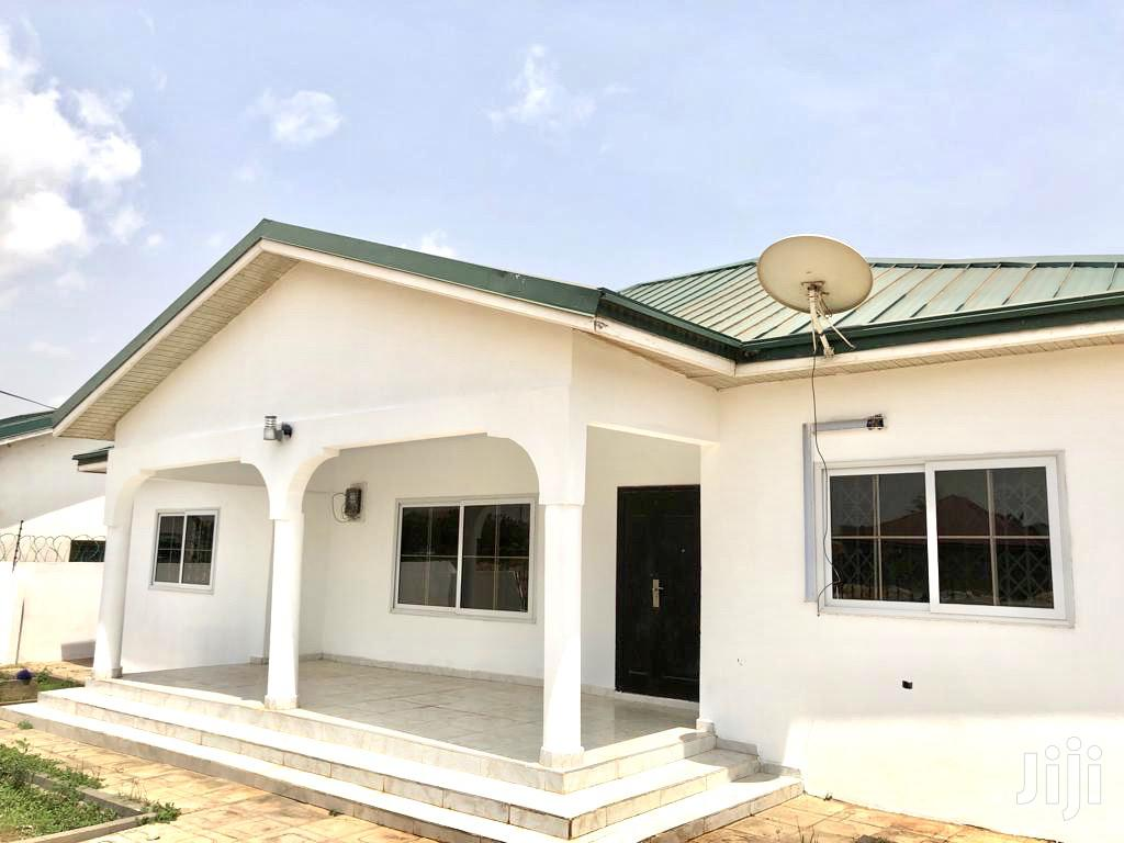 3 Bedroom House for Sale in a Gated Comm. Near Emefs Tema