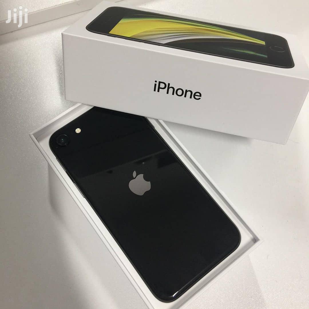 New Apple iPhone SE (2020) 64 GB Black | Mobile Phones for sale in Adenta Municipal, Greater Accra, Ghana