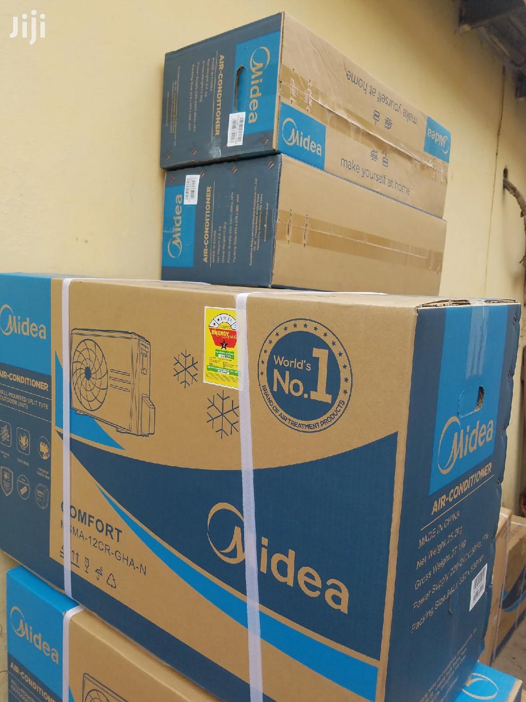 Inbox New Midea 1.5hp Split Air Conditioner