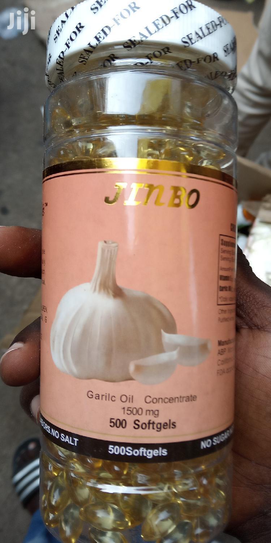 Jiangang Garlic Softgel