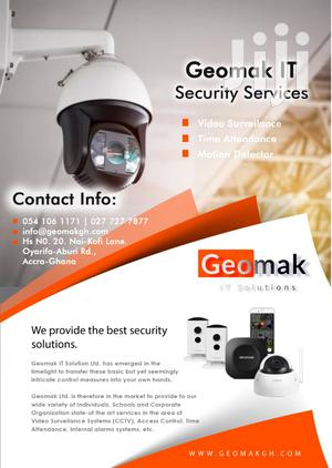 CCTV Installation | Building & Trades Services for sale in Greater Accra, Madina