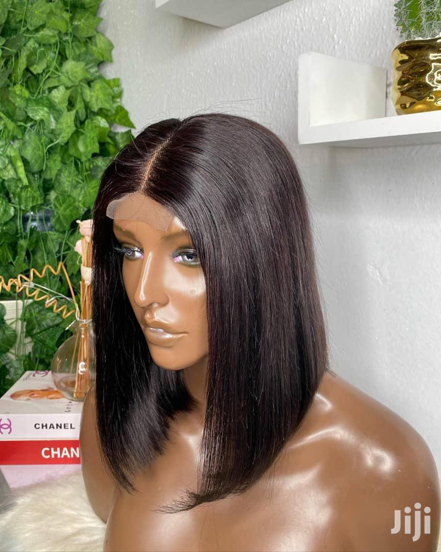 100% Virgin Human Hair Indian Hair Wig Cap