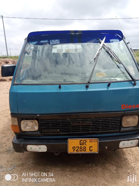 Archive: Toyota HiAce 1984