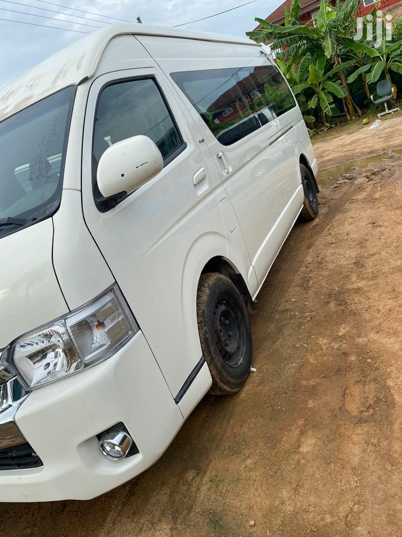 Toyota Hiace Super Roof | Buses & Microbuses for sale in Accra Metropolitan, Greater Accra, Ghana