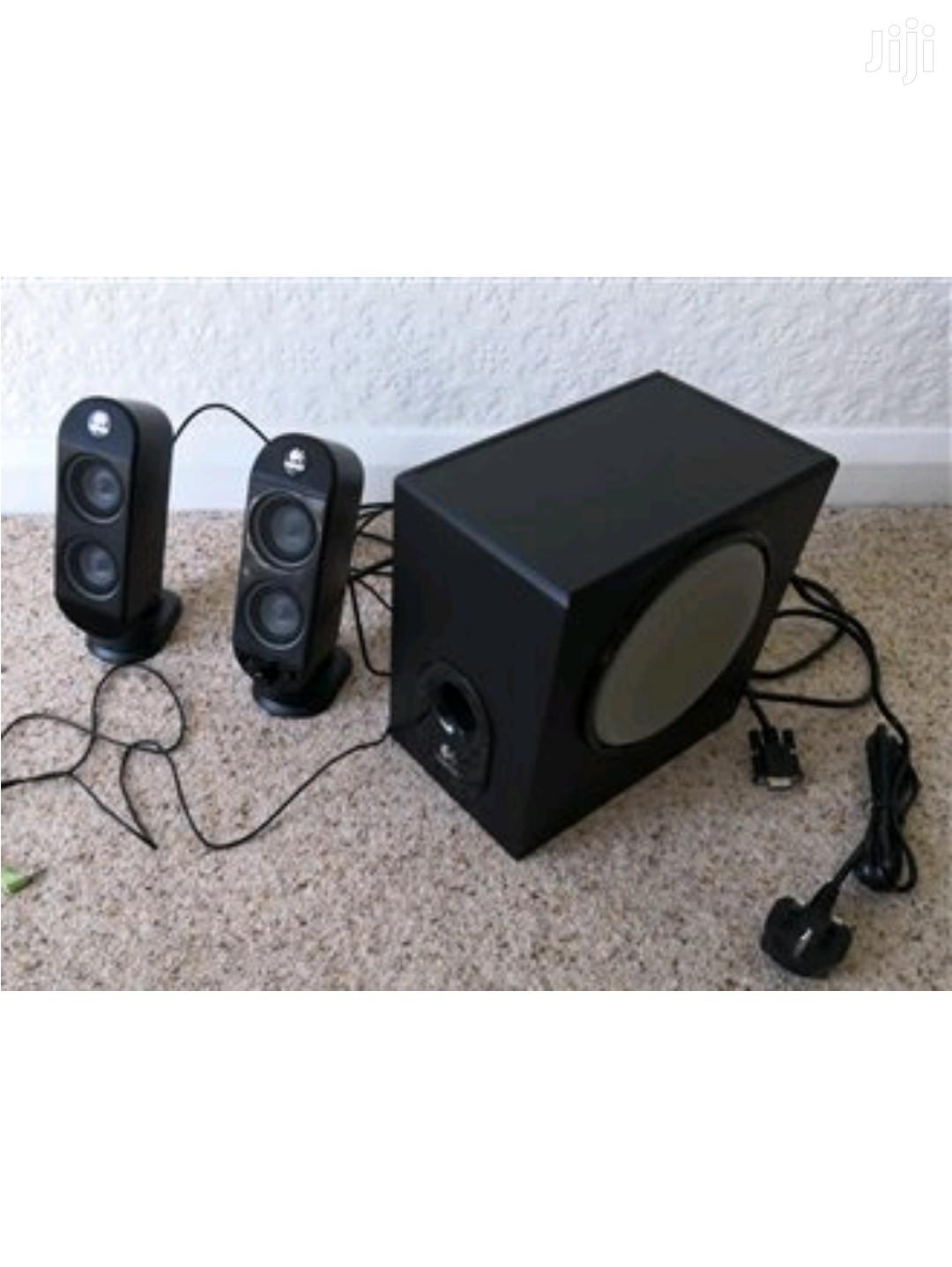 Archive: Logitech X230 Sound System for Sale