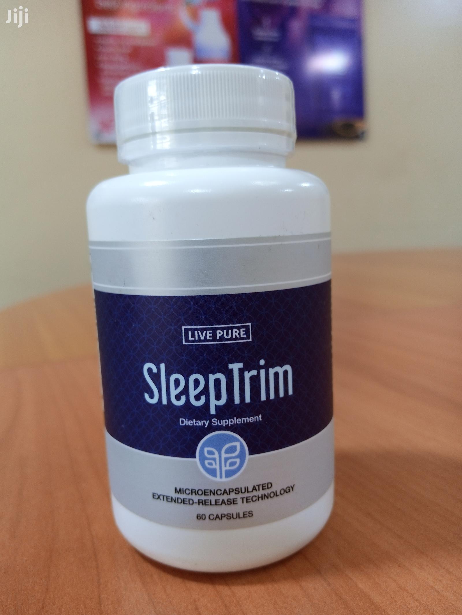 Livepure Sleeptrim Weight Loss Supplement