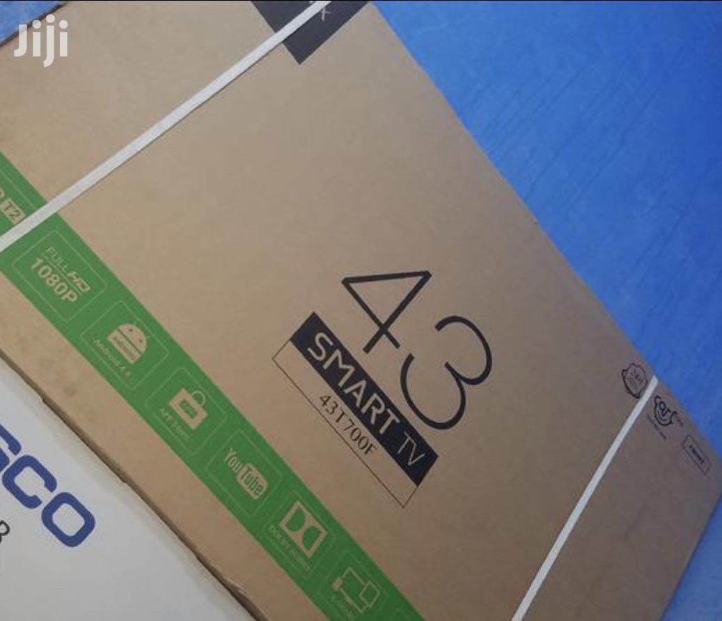 "New Syinix 43"" Fully HD Smart Android TV Digital Satellite"