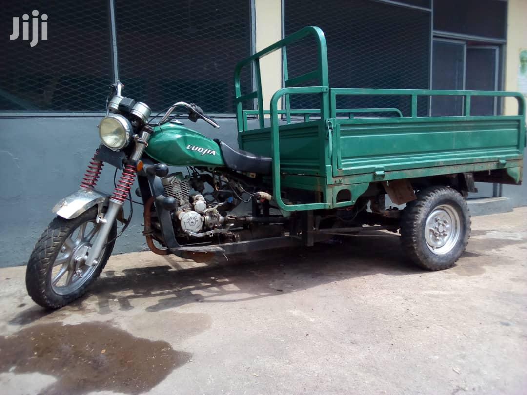 Luojia Clean Tricycle 2016 Green | Motorcycles & Scooters for sale in Accra new Town, Greater Accra, Ghana