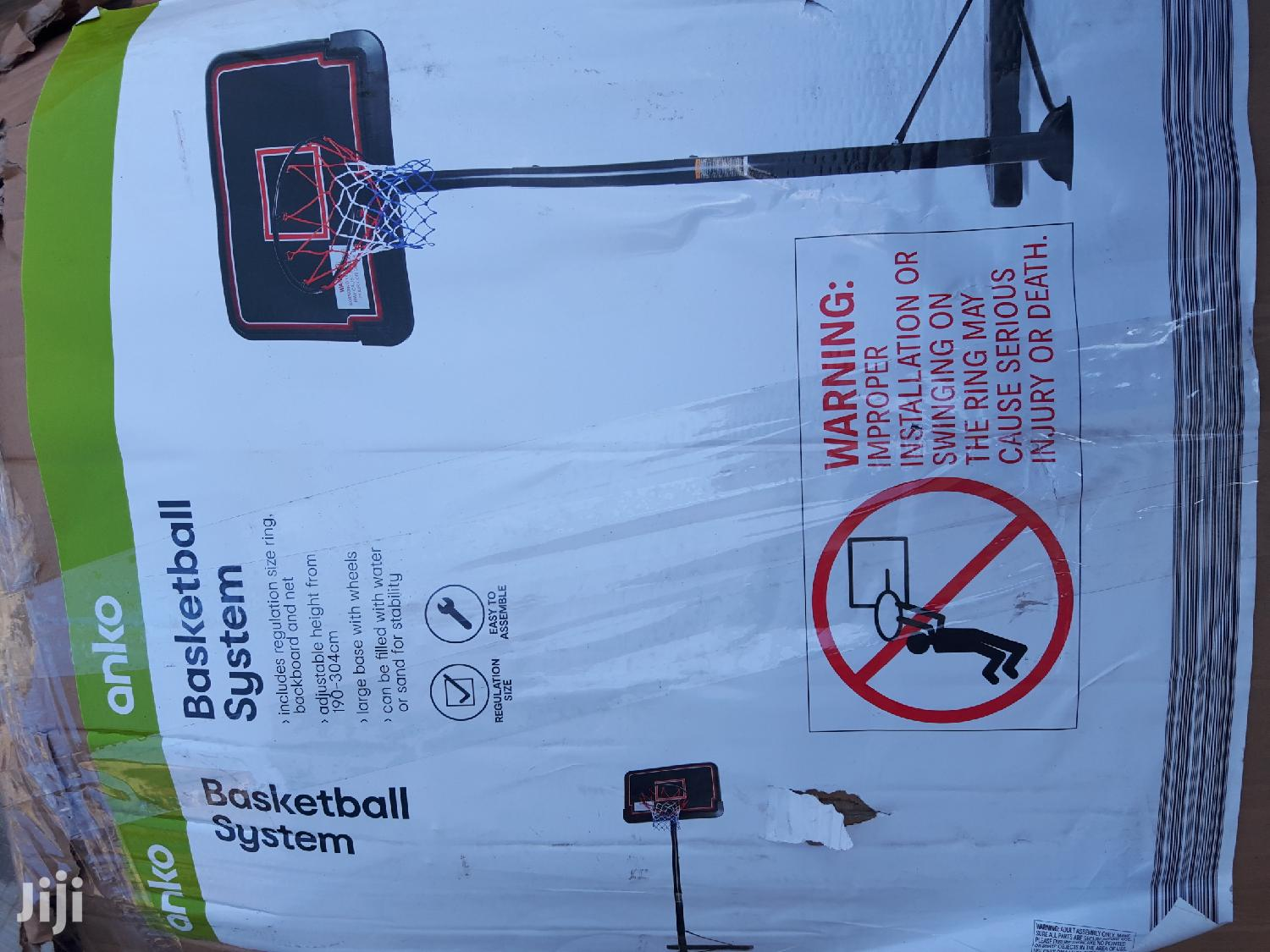 Basketball Stand (Adults) | Sports Equipment for sale in Ga South Municipal, Greater Accra, Ghana