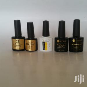 Top Coat UV And LED Nail Gel
