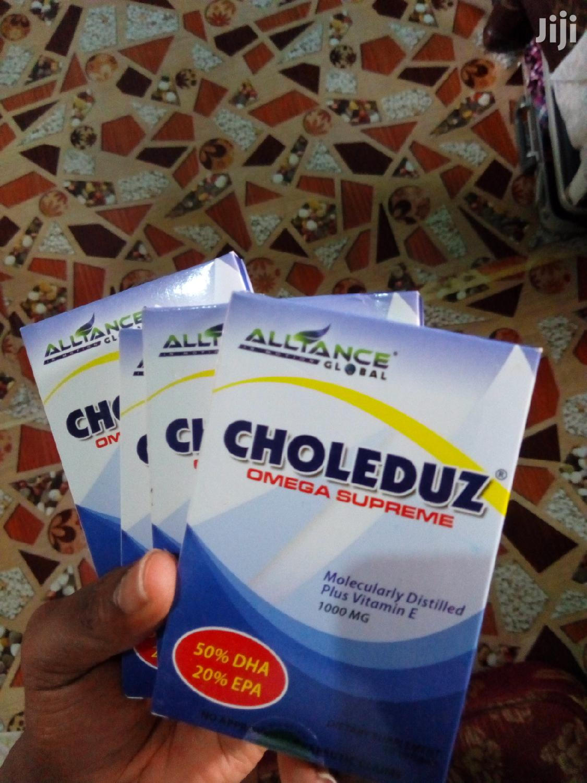 Choleduz Omega Supreme (Slimming Product) | Vitamins & Supplements for sale in Bolgatanga Municipal, Upper East Region, Ghana