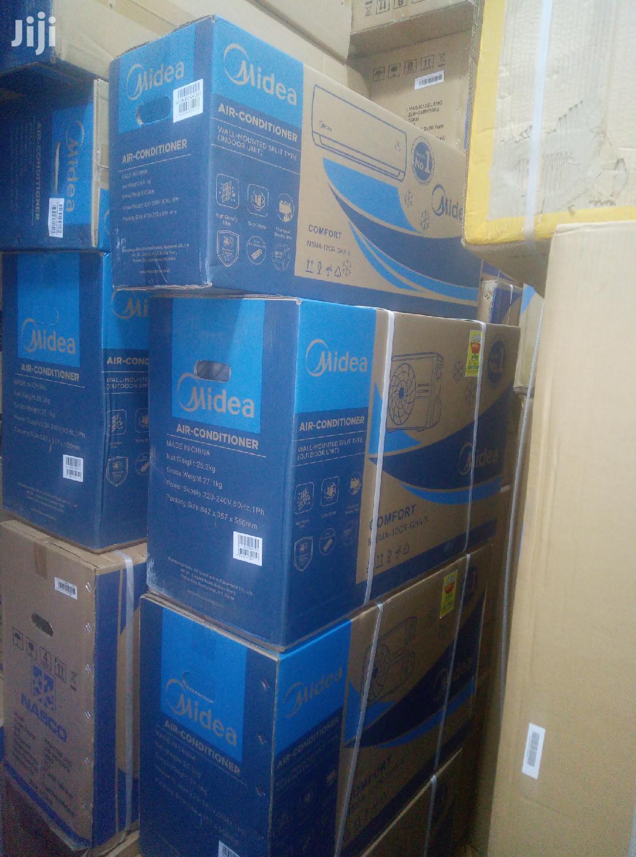 Reliable Midea 1.5hp Air Conditioner Split
