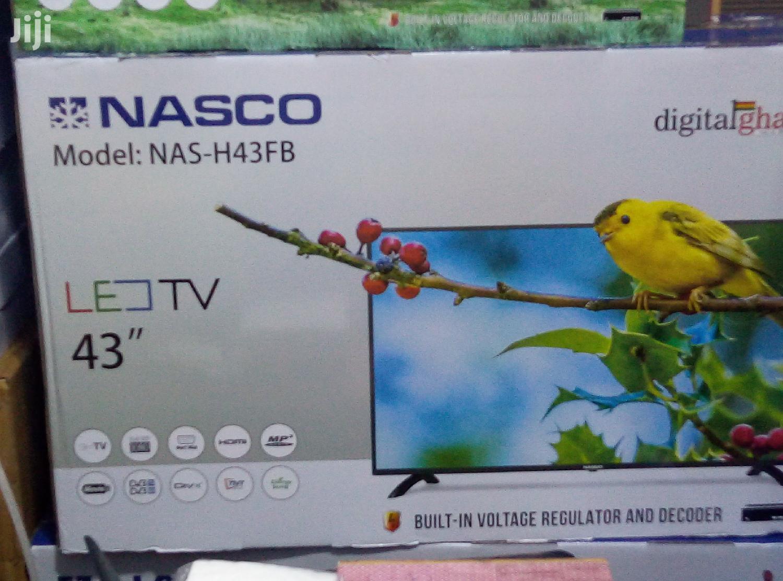 Reliable Nasco 43 Digital Satellite TV Full Hd