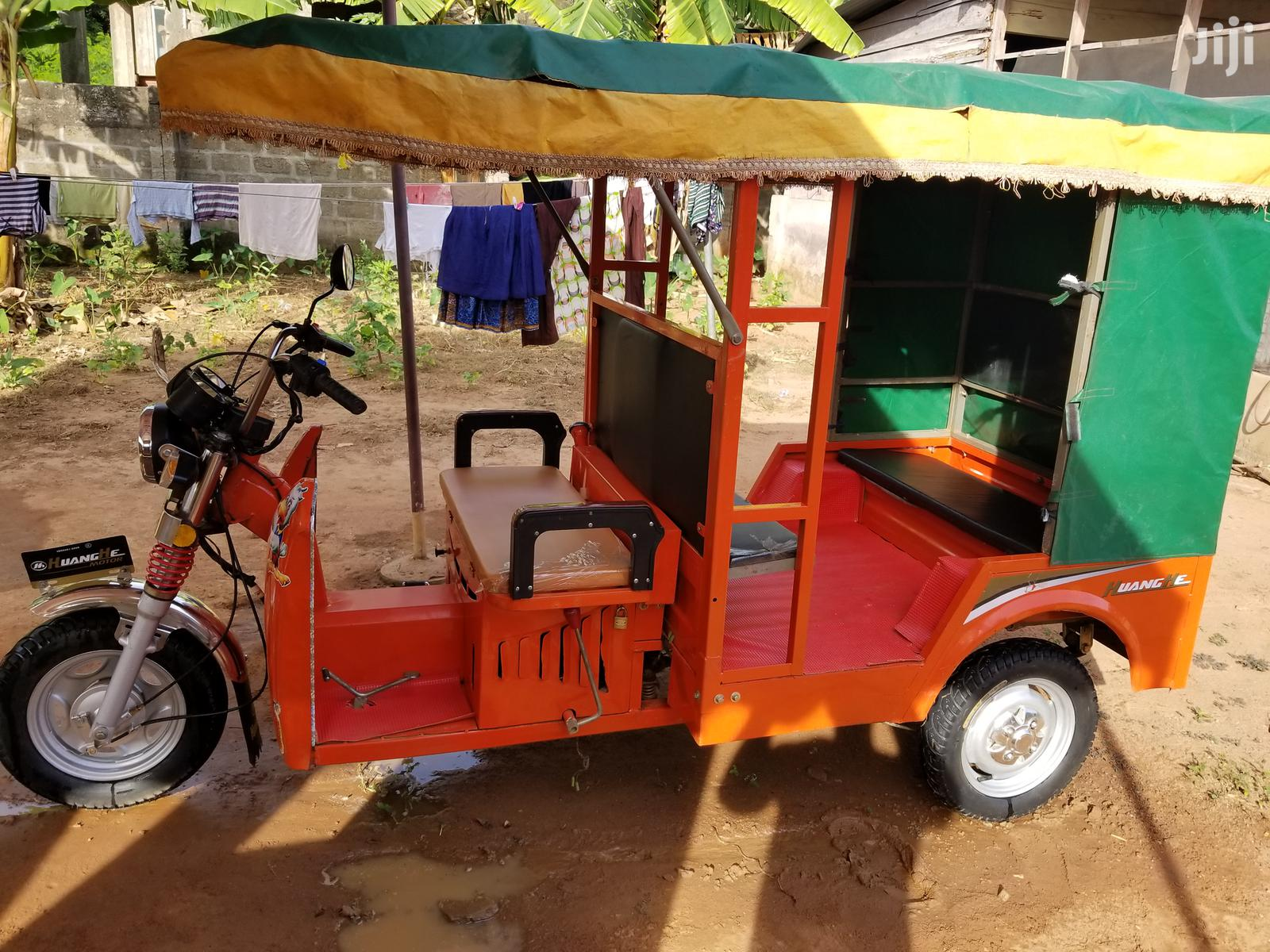New Tricycle 2015 Orange | Motorcycles & Scooters for sale in Madina, Greater Accra, Ghana