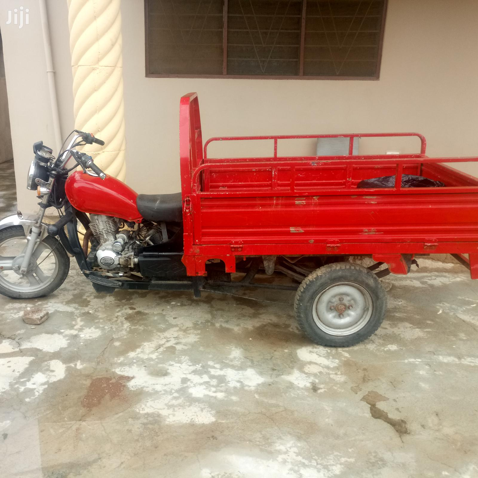 New Tricycle 2017 Red