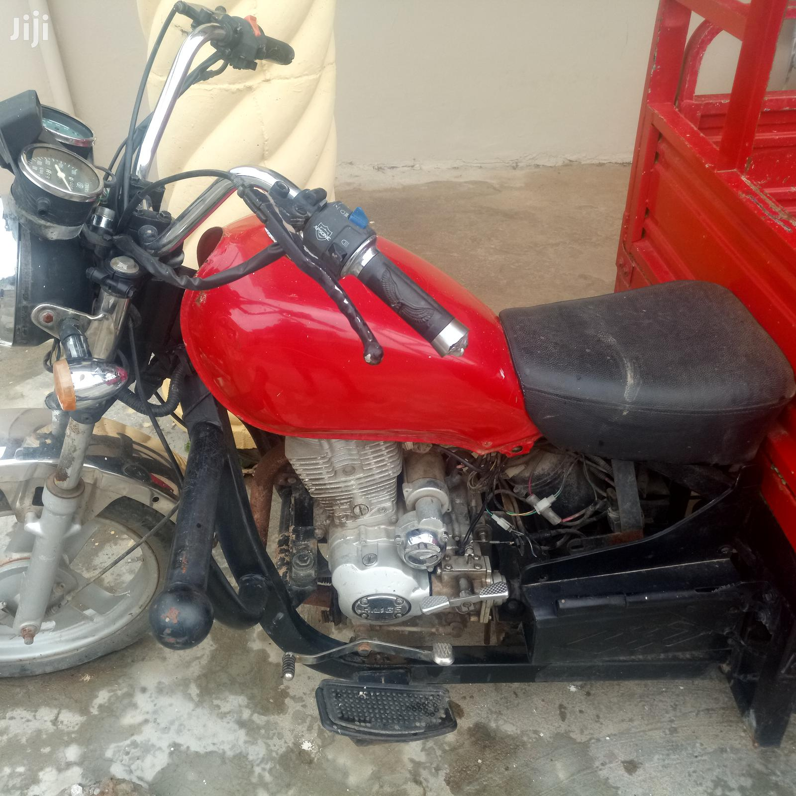 New Tricycle 2017 Red | Motorcycles & Scooters for sale in Ga South Municipal, Greater Accra, Ghana