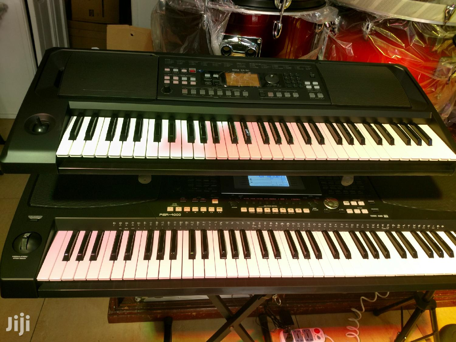 Archive: Casio Keyboard