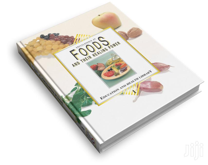 Archive: Healthy Foods. A Book That Contains All Secret to Cure Every Disease