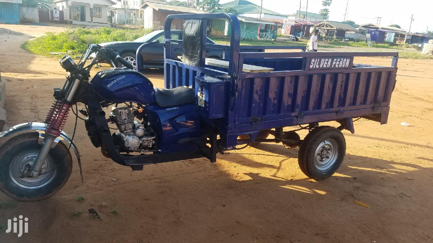 2017 Blue | Motorcycles & Scooters for sale in Tema Metropolitan, Greater Accra, Ghana