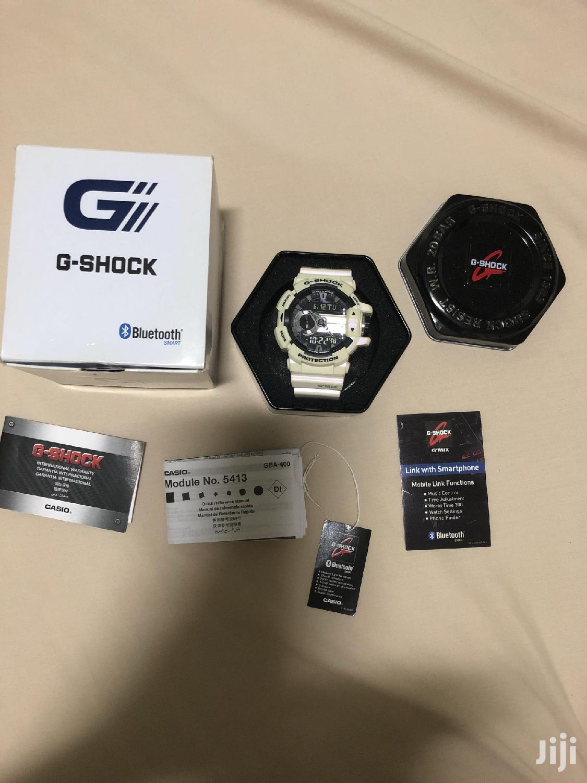 Casio G-Shock Bluetooth Smart
