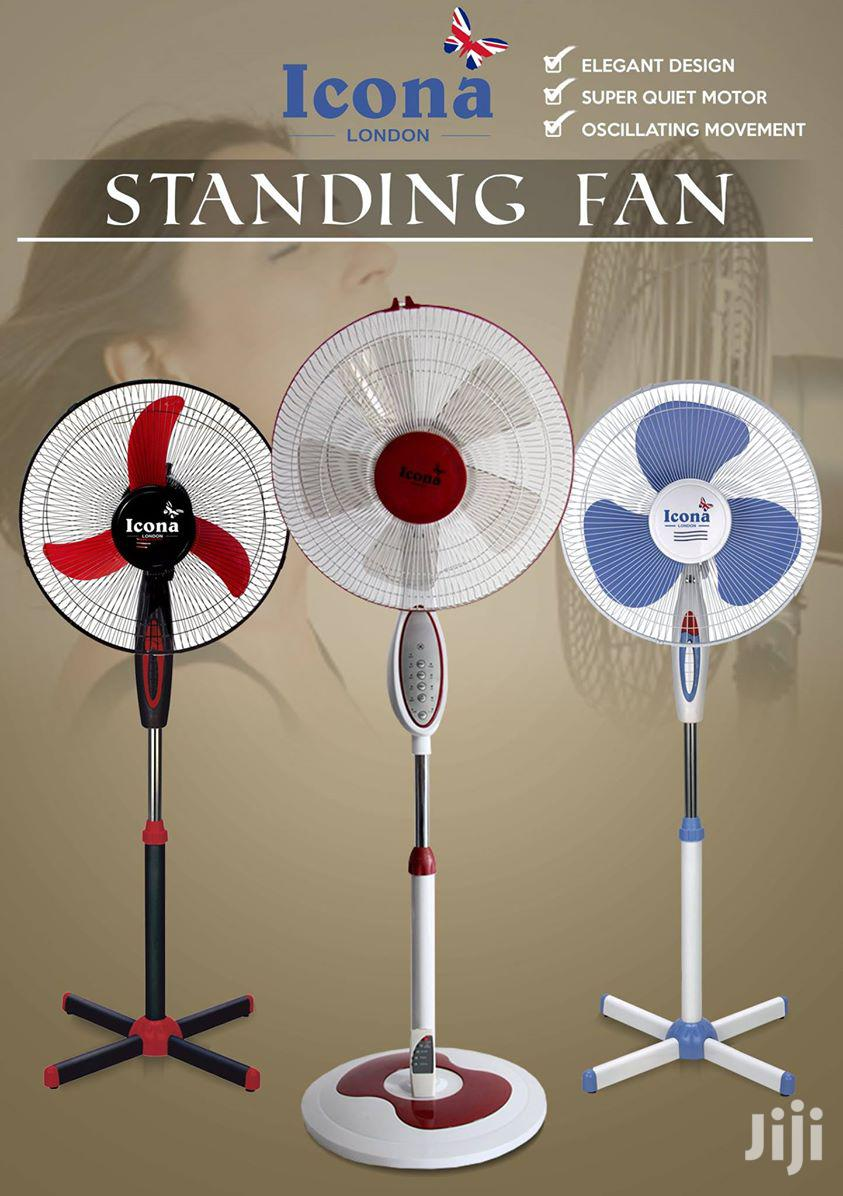 16 Inches Quality Icona Standing Fan