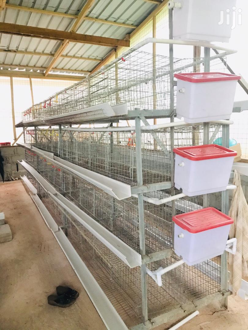 Chicken Cage | Farm Machinery & Equipment for sale in East Legon, Greater Accra, Ghana